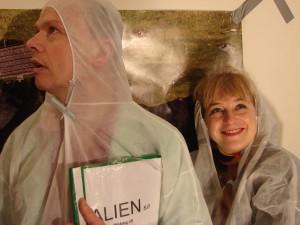 Alien Anzug